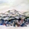 24雪の高屹山