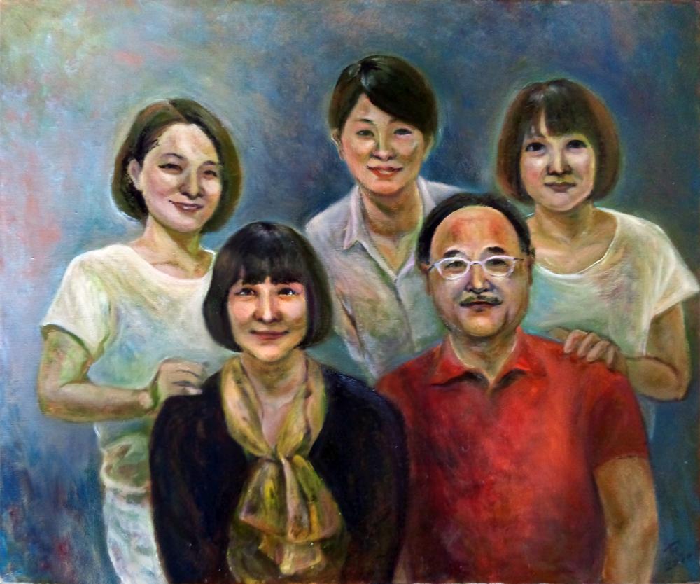家族の肖像2015