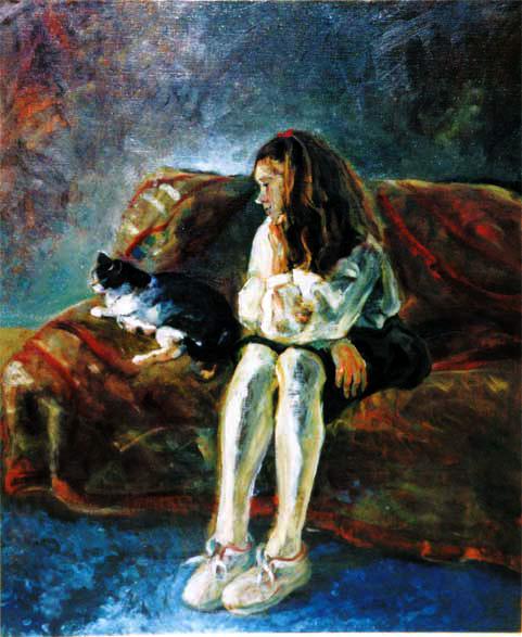 猫とナターシャ
