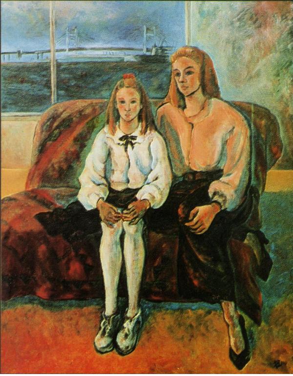 イーラとナターシャ